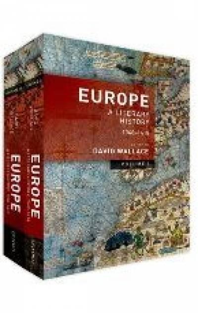 Europe - A Literary History…