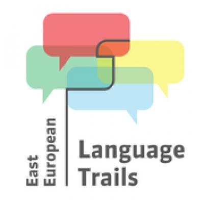 East European Language Trails logo…