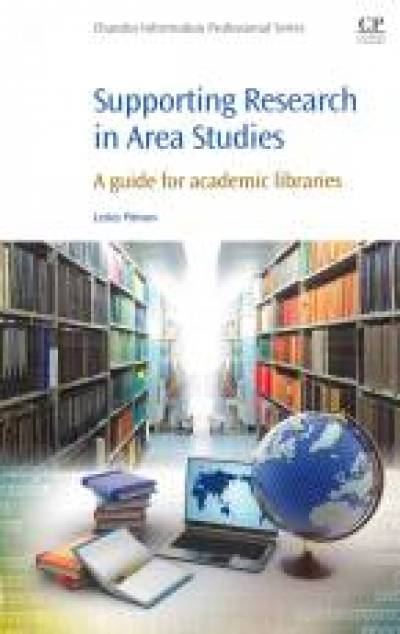 Lesley Pitman - Supporting Research in Area Studies…
