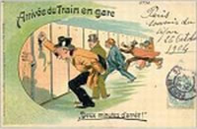 Toilet Postcard…