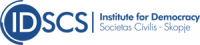 "Institute for Democracy ""Societas Civilis"" Skopje (FYR of Macedonia) logo"