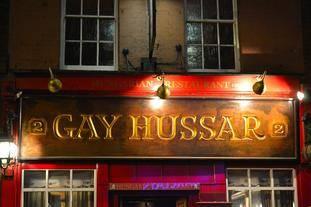 Gay Hussar Restaurant