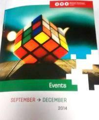 Hungaria Cultural Centre brochure