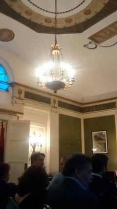 Hungarian Cultural Centre Room