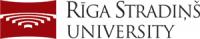 Riga Stradiņš University Latvia logo
