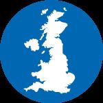 map UK