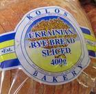 Ukrainian Kolos Bread…