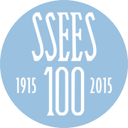 SSEES Centenary Logo…