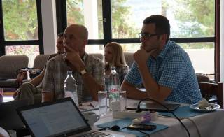 Institute of Ethnology and Folklore Research hosted an INFORM workshop in Vis, Croatia on 29-30 September 2017.