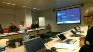 DG NEAR MEETING IN BRUSSELS