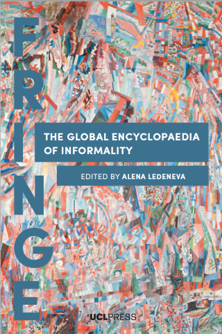 Global Encyclopedia of Informality Book Cover Page