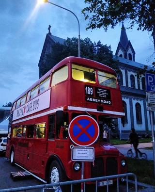 Bus - Prague