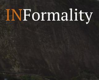 In-formality Logo