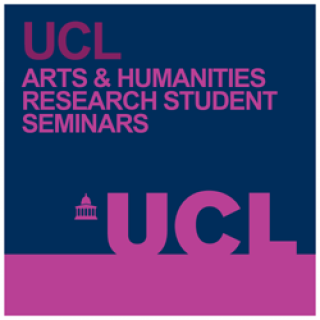 Arts and Humanities Research Student Seminars logo…