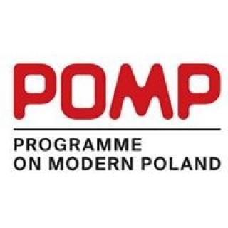 POMP logo
