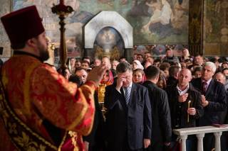 Why Unite Ukraine's Orthodox Church Eight Months Before the Presidential Election?