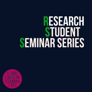 SSEES Research Student Seminar