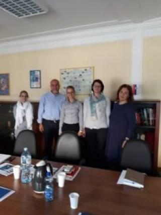Inform workshop in Serbia