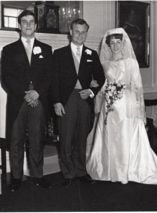 Martin and Anna Hansford (née Grieves)