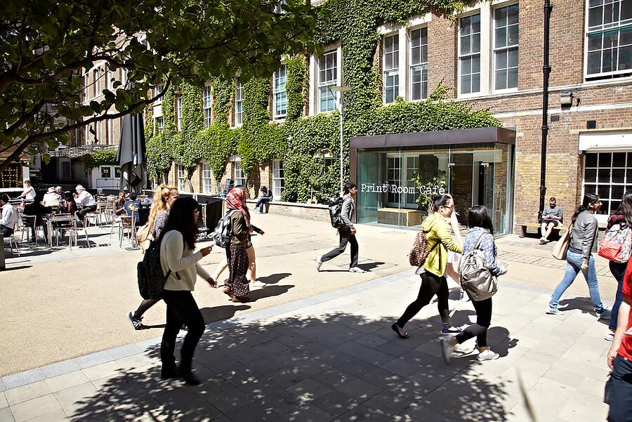 Campus People