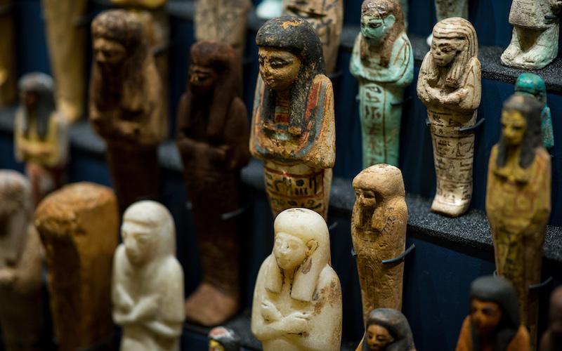 UCL Petrie Museum