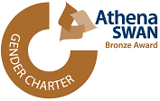 Athena SWAN Charter Logo in Bronze