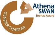 Athena SWAN Charter Logo in Bronze