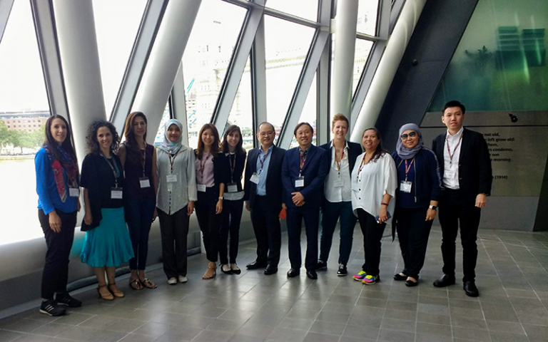 Global Policy Fellows 2019