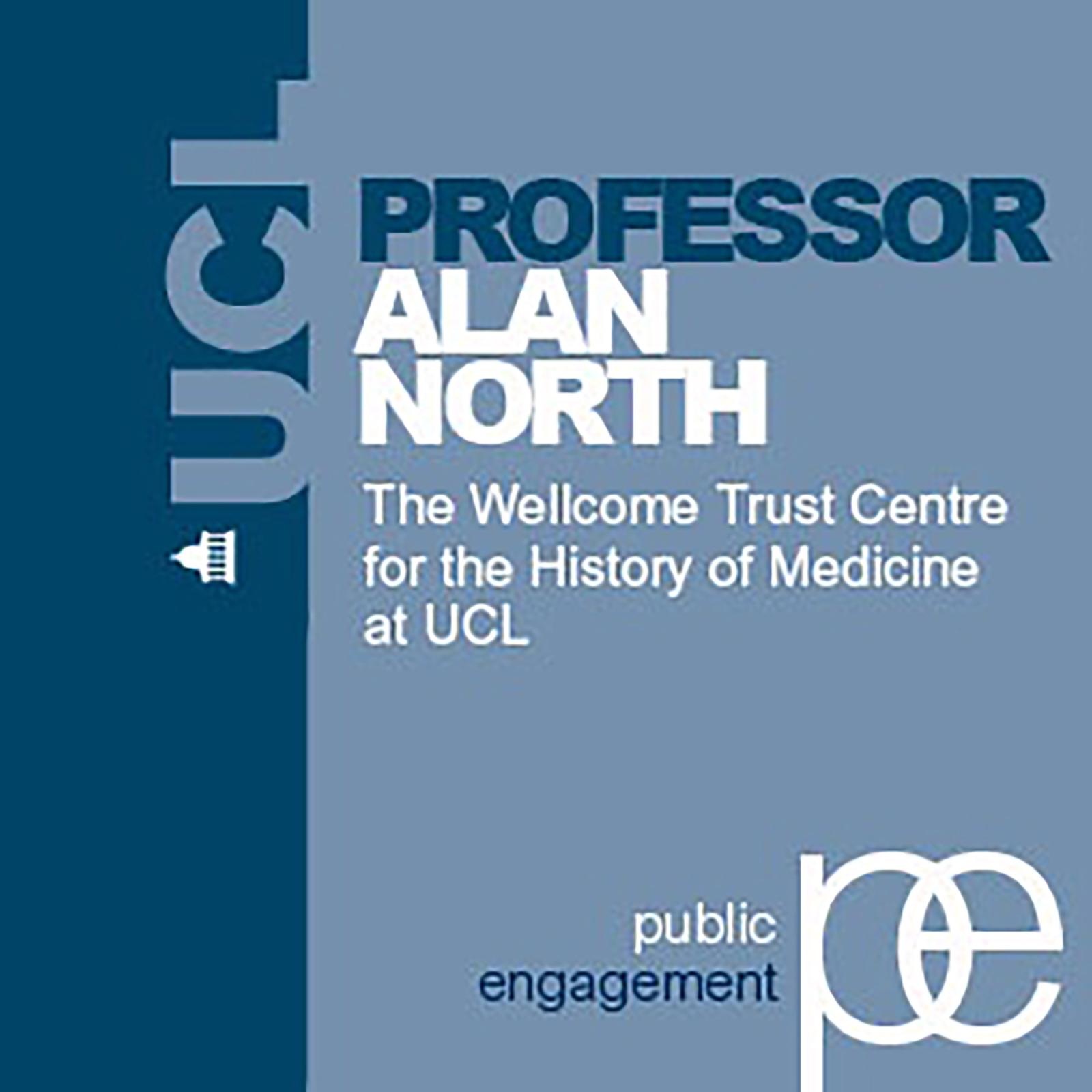 Professor Alan North - Audio