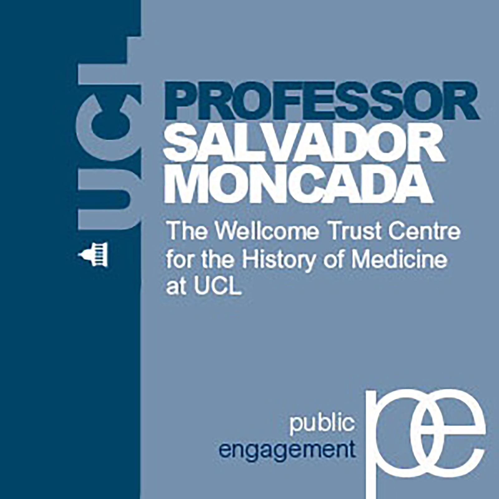 Professor Salvador Moncada - Audio