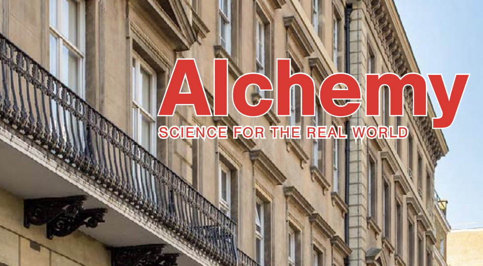 Alchemy is alumni magazine for UCL Department of Science and Technology Studies (STS)