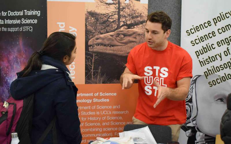 Admissions - find out details of our BSc, MSc and PhD courses