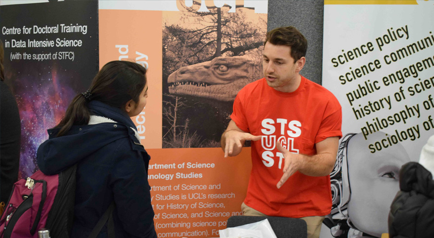 Study Here / Open day