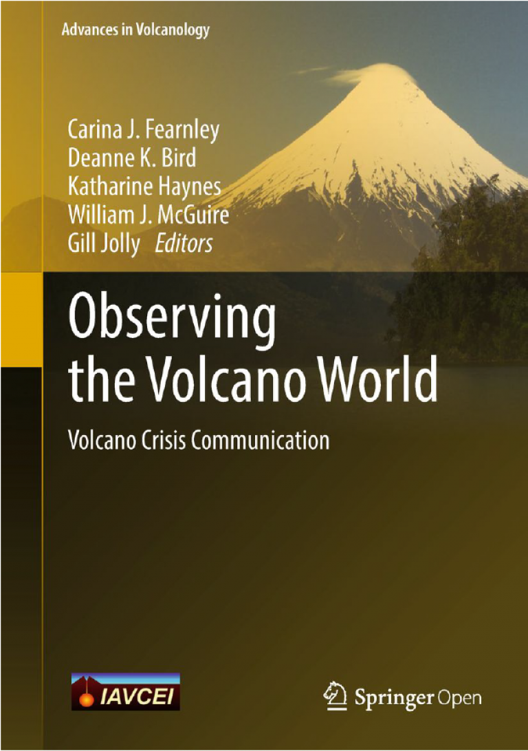 Observing the Volcano World - Springer 2018
