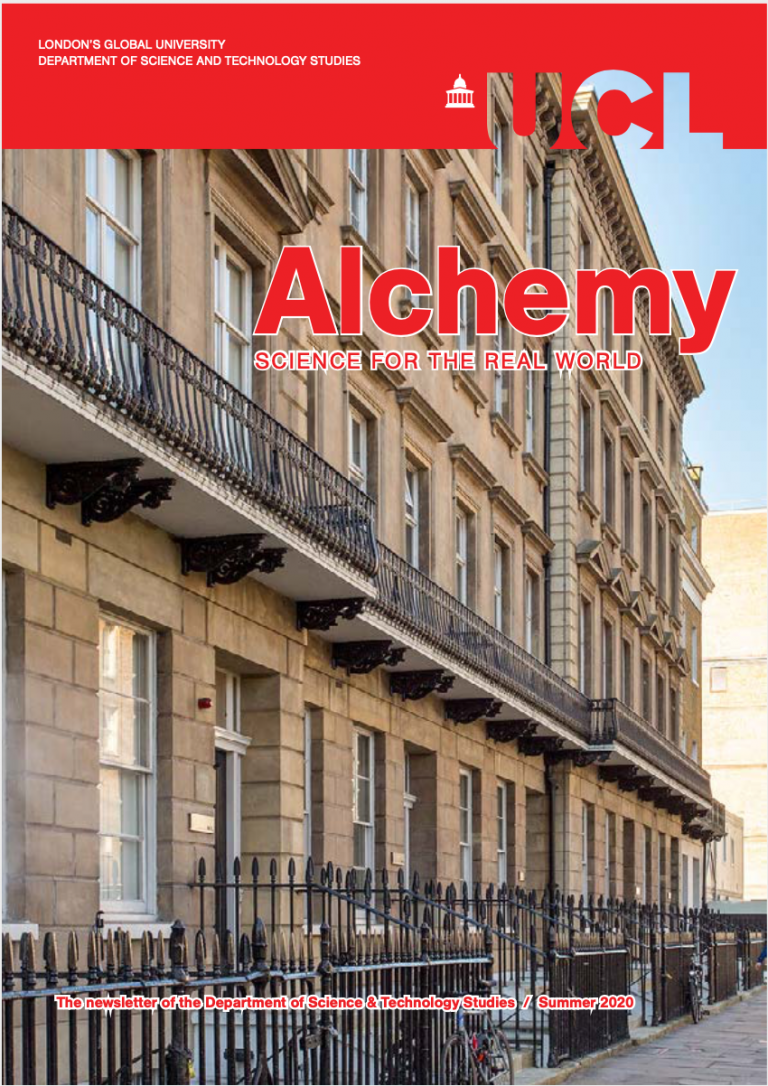 Alchemy Summer Issue Cover Image