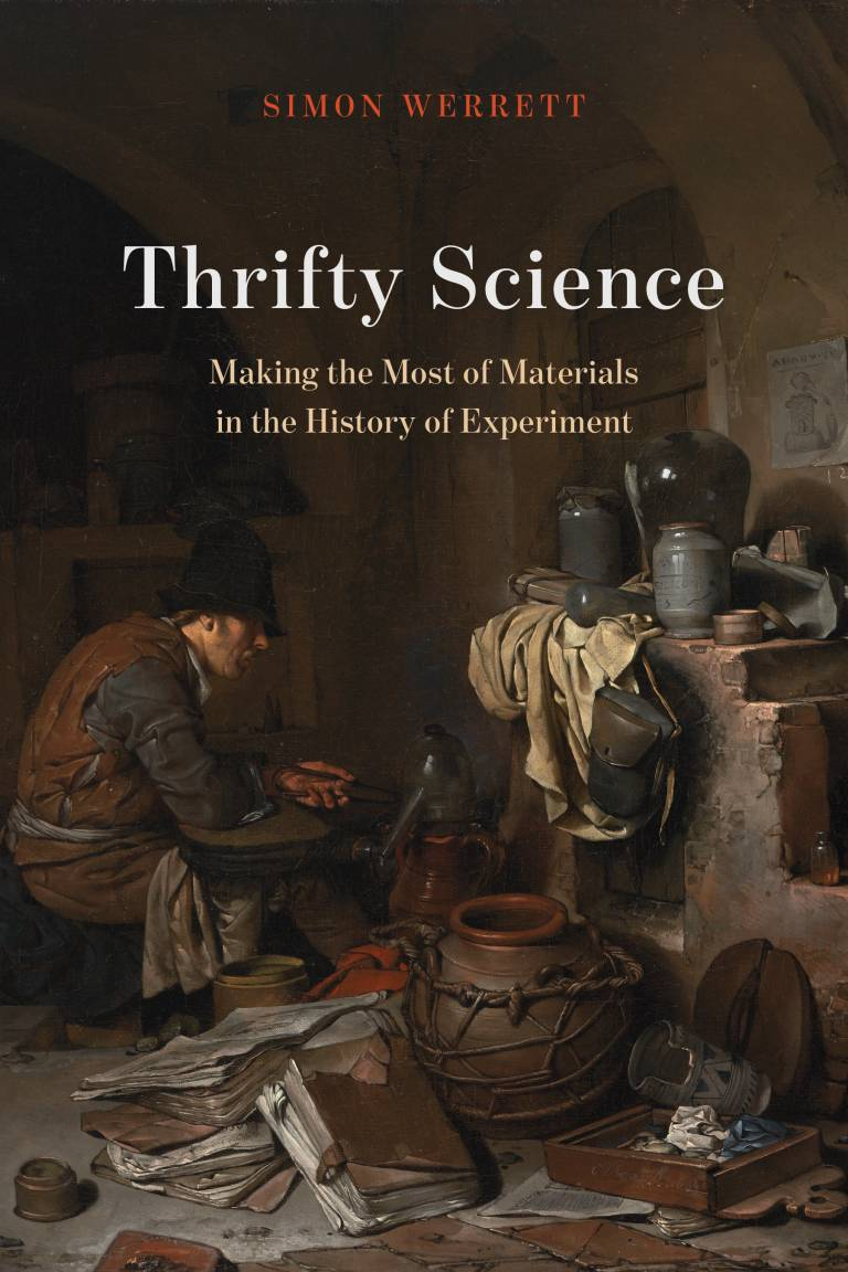 Thrifty Science - Cover image
