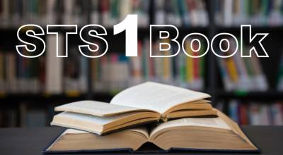 STS1Book logo