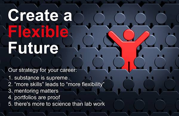 Create a flexible future with UCL Science and Technology Studies