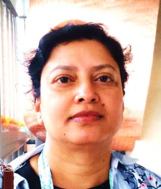Dr Indrani Roy