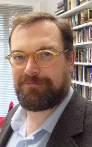 Dr Simon Werrett