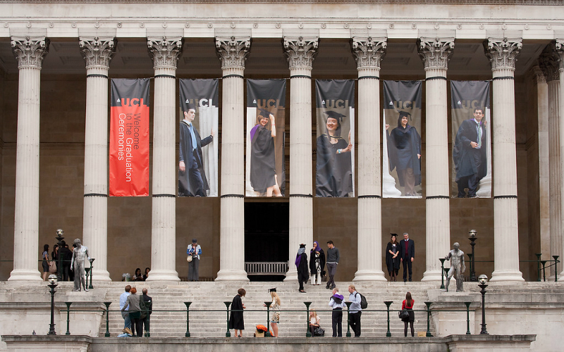Link to UCL Alumni