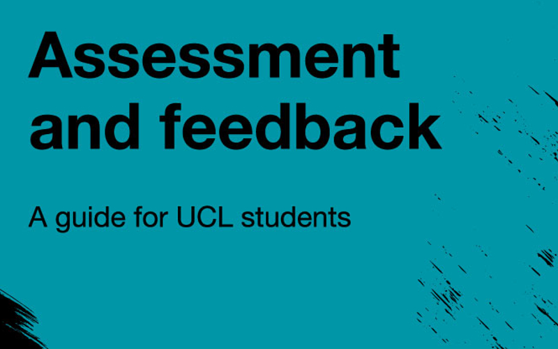 Guide to assessment and feedback