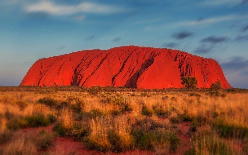 Uluru (Red Rock)