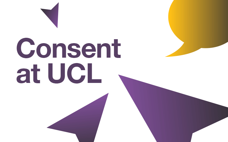 Sexual Consent at UCL