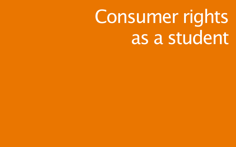 Link to consumer rights