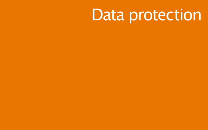 Link to data protection policy