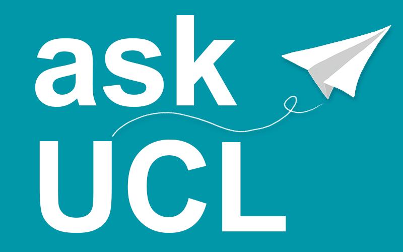 askUCL logo