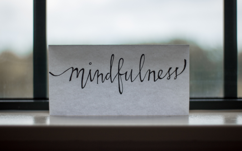 Improve your mindfulness