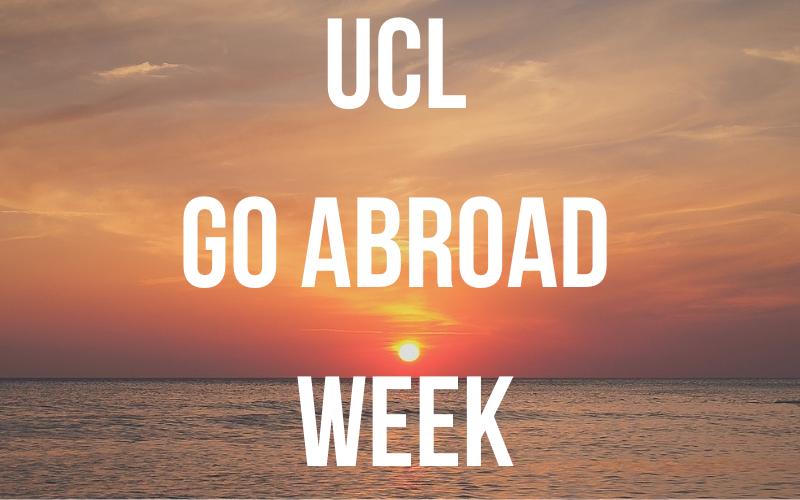Go Abroad Week