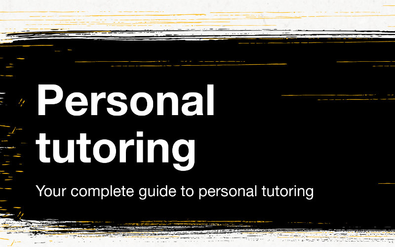Link to personal tutoring